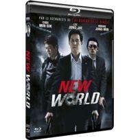 TF1 - New World blu-ray