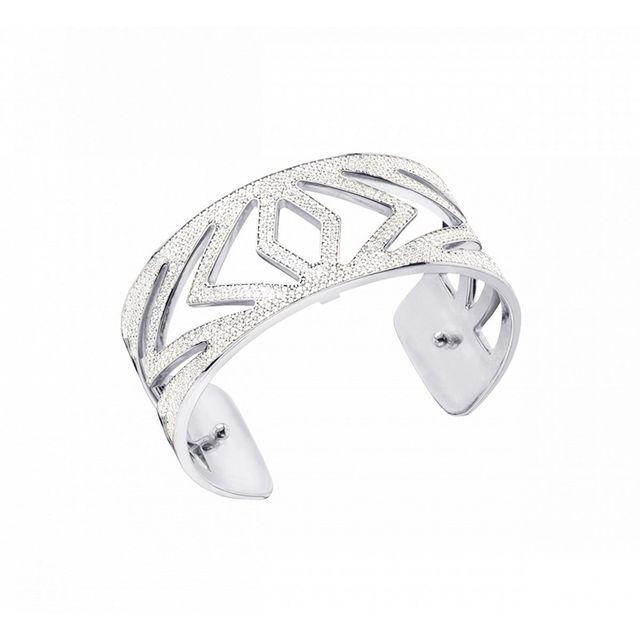 Les Georgettes , Bracelet Manchette Chevrons Pour Femme En Argent 25 Mm , pas  cher Achat / Vente Bracelets , RueDuCommerce