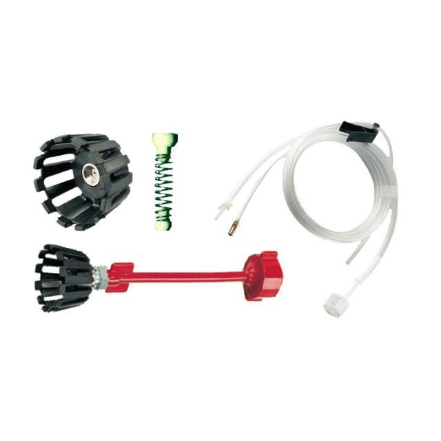 Deca - 3 valves pour pistolet peinture Jet2 et 3