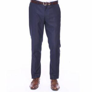 Selected - Pantalon de costume One Mylo Sh Logan Bleu marine