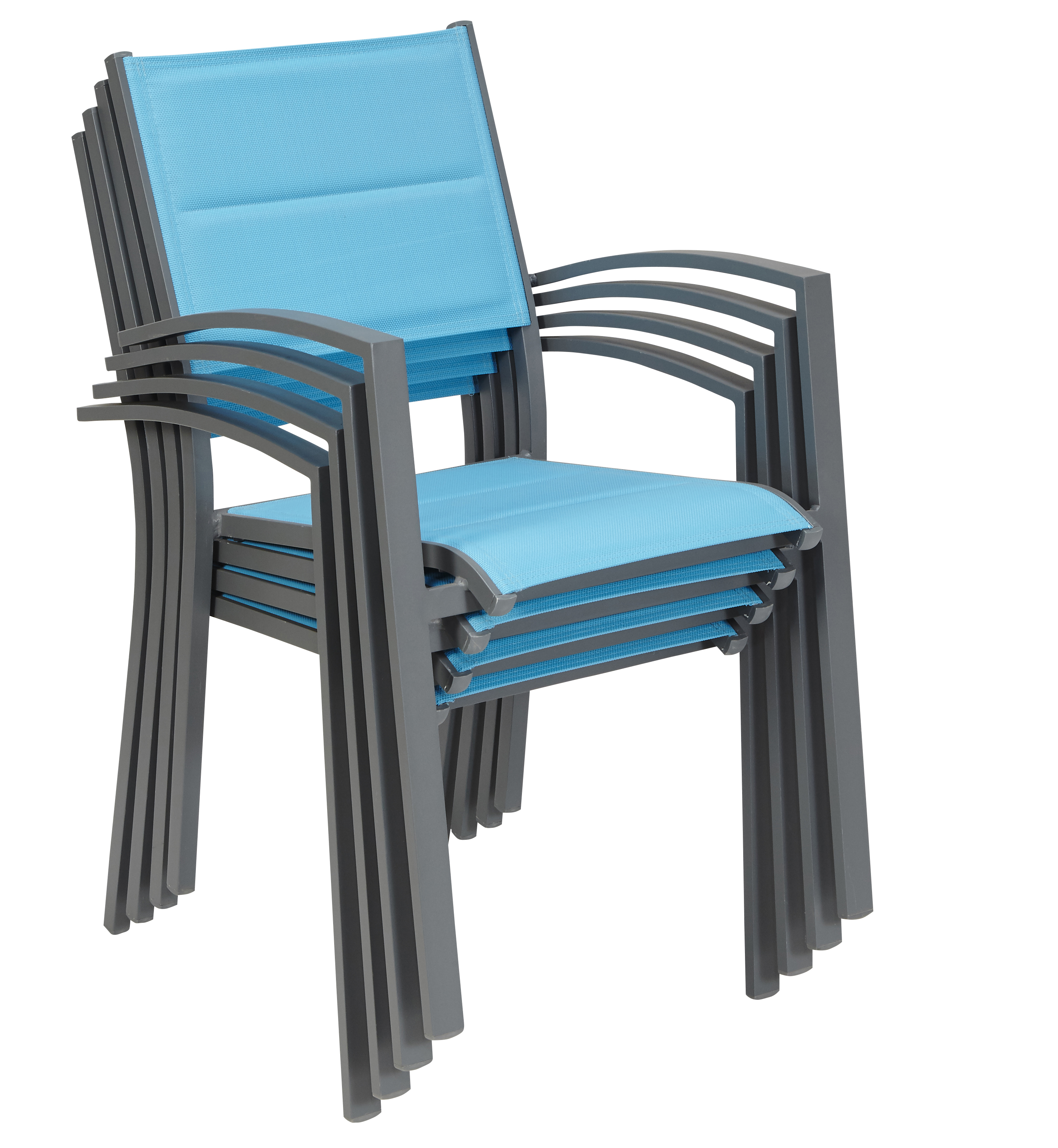 carrefour canberra fauteuil de jardin bleu pas. Black Bedroom Furniture Sets. Home Design Ideas