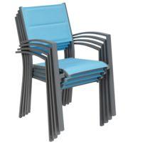 Chaises de jardin Aluminium - Achat Chaises de jardin ...