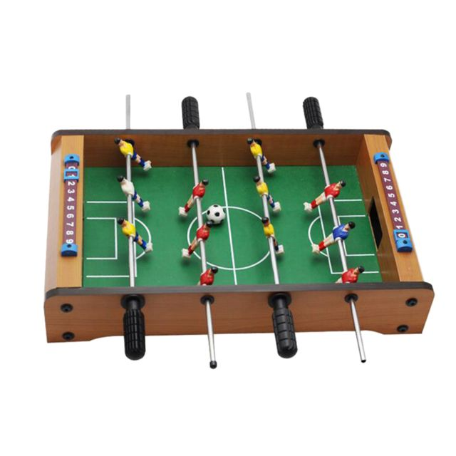 Table de baby-foot Mini Jeu De Table Football