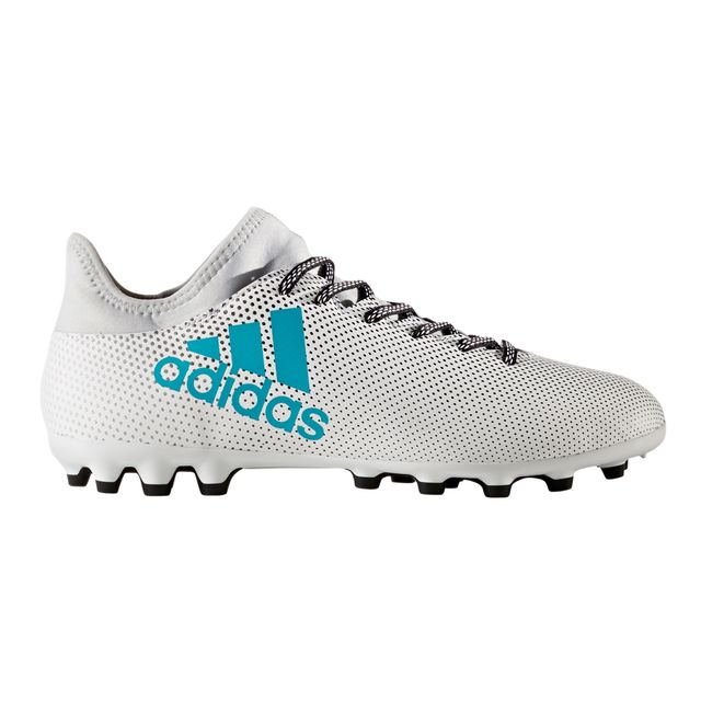 low priced acc17 5cbbb Adidas performance - Chaussures football Adidas X 17.3 Ag Blanc