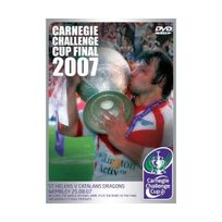 Pdi Media - Carnegie Challenge Cup Final 2007 Import anglais