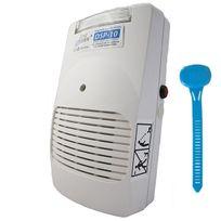 FIRST INNOV - sirène complémentaire pour alarme de piscine + bracelet capteur - dsp10-d