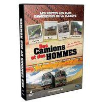 Gedeon - Des camions et des hommes - 2 Dvd