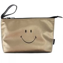 Incidence - Trousse Ml - Smiley Metallic - Or
