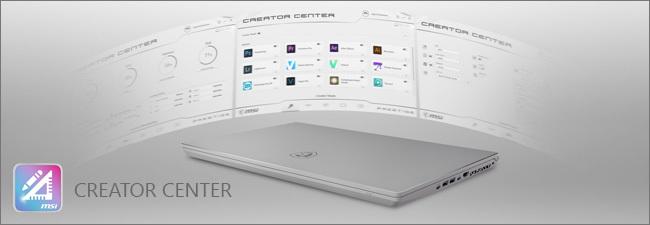 Creator Center