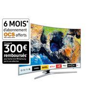 Samsung - TV LED 55'' 139cm UE55MU6505