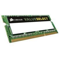 Corsair - So-dimm Ddr3 Value, 8 Go, 1600 Mhz, Cas 11