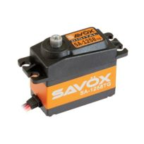 SAVOX - SERVO STD SA-1258TG coreless 12kg.cm 6V