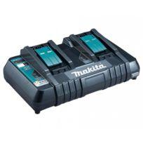 Makita - Chargeur rapide Dc18RD pour 2 batteries