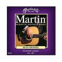 Martin Strings - 175CL - 11/52 Custom Light