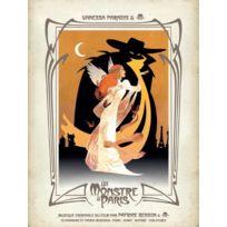 Bookmakers International - Partitions Variété, Pop, Rock. Paradis Vanessa & M - Un Monstre A Paris - Pvg Musique Films - Comédies Musical