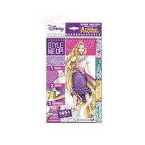 Style Me Up - Carnet d'Esquisses - Princesses Disney