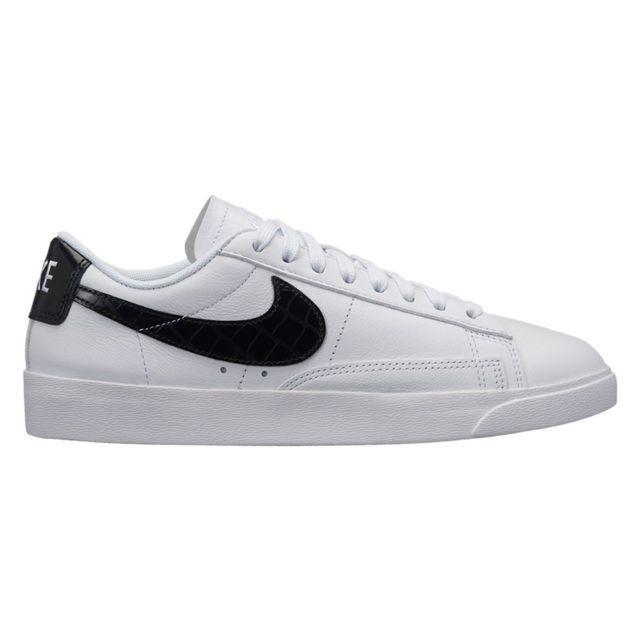 Low Essential Pas Basket Blazer Nike Cher Blanc 100 Ao2133 DI92EH