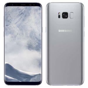 Samsung Galaxy S8 Plus - Argent Polaire pas cher - Achat / Vente
