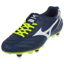 Mizuno - Chaussures football vissées Monarcida neo nv mx Bleu 75469