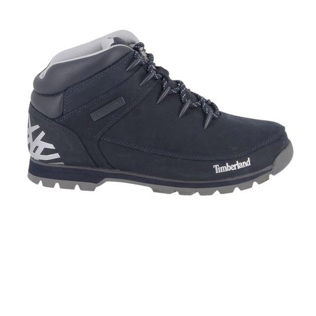 Timberland - Chaussures Eurosprint Logo Navy Bleu