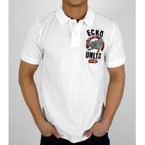 Ecko - Polo Chest blanc