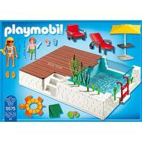Jeux de playmobil maison achat jeux de playmobil maison for Piscine maison moderne playmobil
