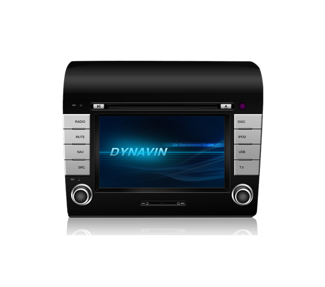 Dynavin Dvn-dc Fiat Ducato, Peugeot Boxer, Citroen Jumper, Autoradio Gps Tactile Version N6