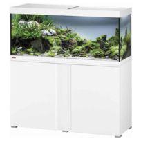 Eheim - Aquarium Vivaline Led de 240L avec Meuble Blanc