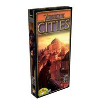 Repos Production - Jeux de société - 7 wonders - Extension Cities