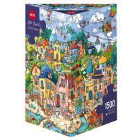 Heye - Puzzle 1500 pièces : Happytown