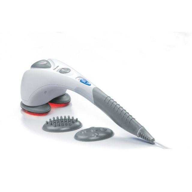BEURER Bras de massage par tapotement MG 80 Blanc et gris