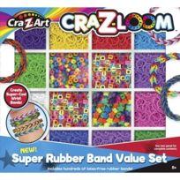 Cra-Z-Art - Crazart - Kk17115 - Loisirs CrÉATIFS - Coffret CrÉATION Deluxe - Basic