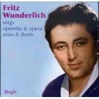 Regis - Fritz Wunderlich - Récital d'opéra et d'opérette