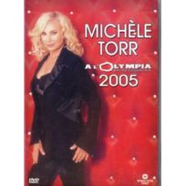 Warner Music - MichÈLE Torr : Olympia 2005 - Dvd - Edition simple