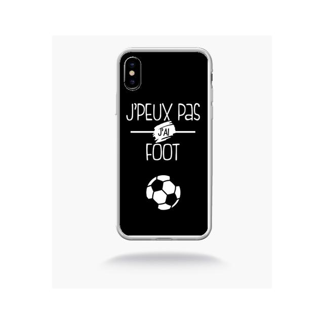 mp 685748 620 195 apple iphone 10 bord transparent j peux pas j ai foot 1