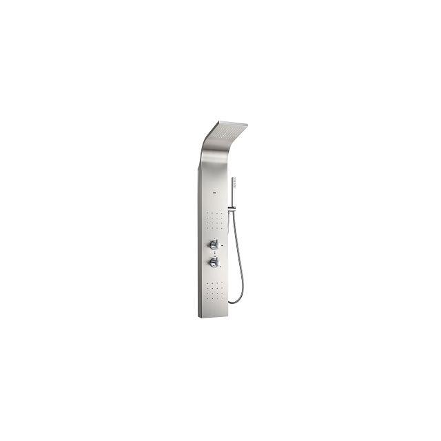 Roca colonne de douche avec hydromassage essential 2 0 - Vente colonne de douche ...