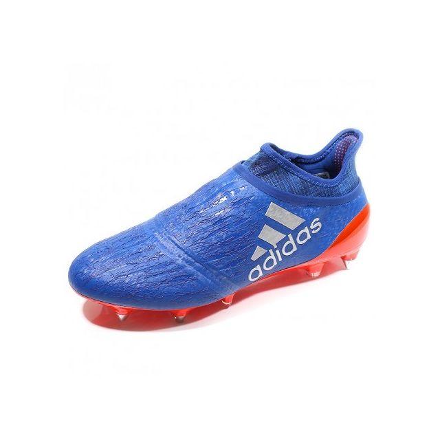 buy popular c8218 b2134 Adidas originals - Chaussures X 16+ Purechaos Sg Bleu Football Homme Adidas