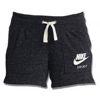 Nike - Short-short Gym Vintage -homme-black/sail