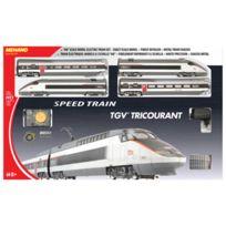 Mehano - Coffret TGV réseau tricourant
