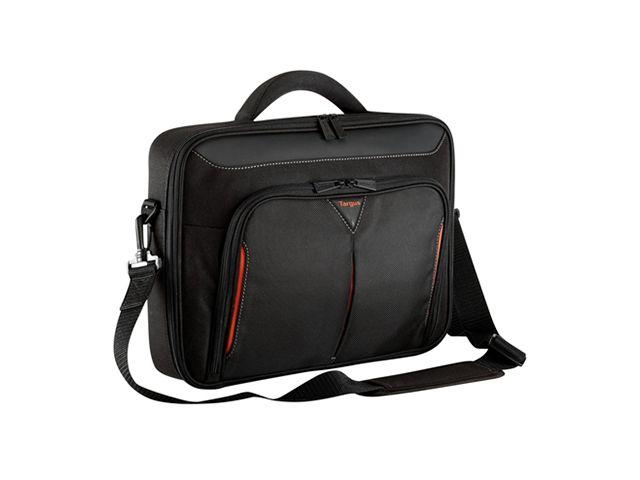 cd8553f4a0 TARGUS - Sacoche PC Portable Classic+ Clamshell 18'' - Noir ...