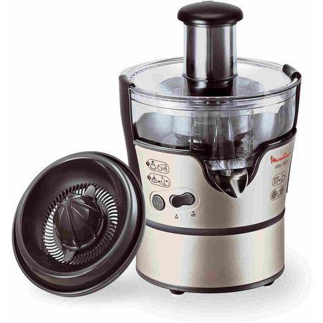 moulinex centrifugeuse ju385h10 elea duo pas cher achat vente centrifugeuse rueducommerce. Black Bedroom Furniture Sets. Home Design Ideas