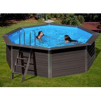 piscine bois composite - Achat piscine bois composite pas cher - Rue ...