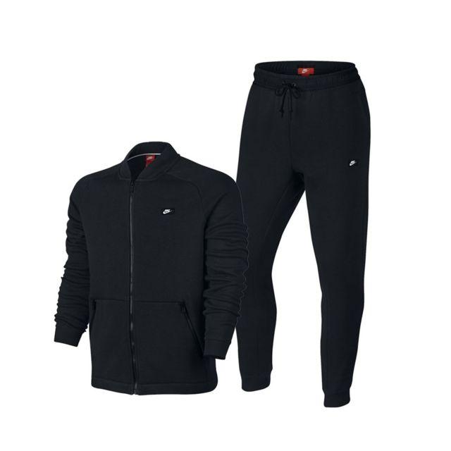 Nike - Ensemble de survêtement Modern - 861642-010 - pas cher Achat   Vente Survêtement  homme - RueDuCommerce 366eddfcb50