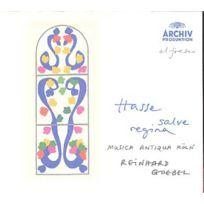Archiv Produktion - Johann Adolf Hasse - Salve regina DigiPack