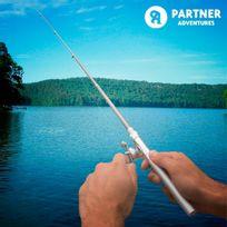 Totalcadeau - Mini canne à pêche télescopique de poche de voyage