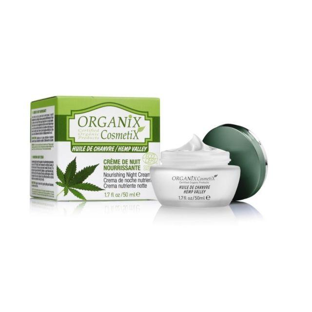 Gloss - Crème nuit ultra nourrissante huile de chanvre Bio Ecocert 50ml