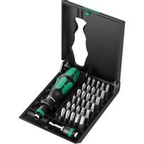 Wera Tools - Kraftform Kompakt 70 Universal, 32 pièces - 05057110001