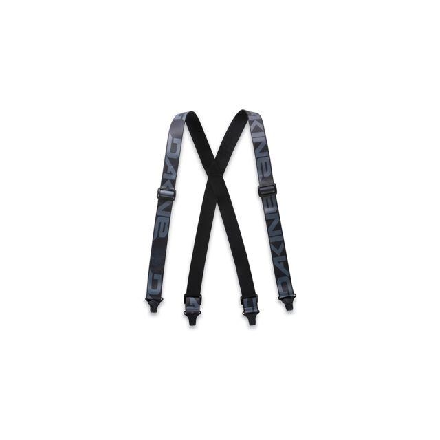 863b64e4b66 Dakine - Bretelles Hold em Suspenders Black Noir - pas cher Achat   Vente  Entretien des chaussures - RueDuCommerce