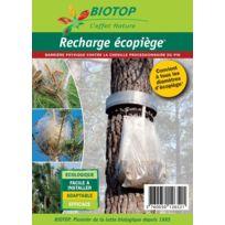 Biotop - Recharge pour écopiège, sac + mastic