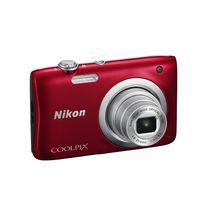 appareil photo compact - coolpix a100 rouge